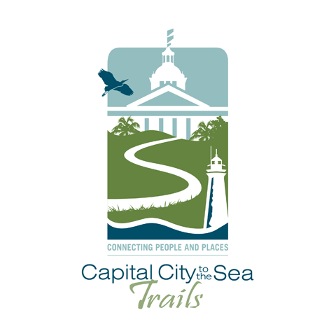 Capital City to the Sea Trails Logo