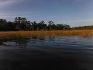 Goose Creek Bay at Wakulla Beach