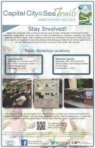 Informational Flyer for the Upcoming Public Workshop