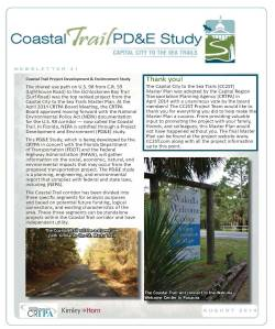 Coastal Trail Newsletter Thumbnail